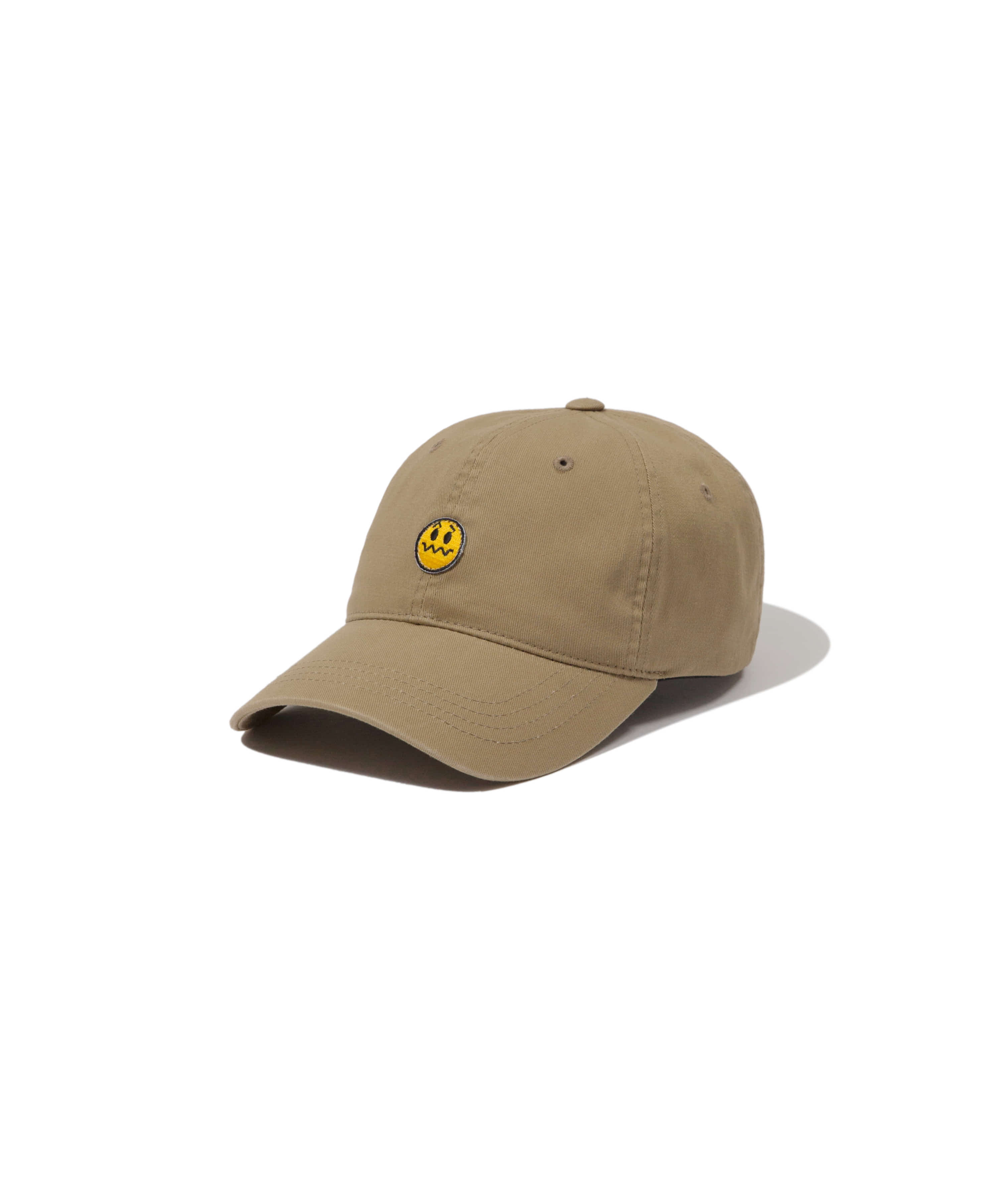 [추석특가50%] UNSMILE 6PANEL BALL CAP BEIGE