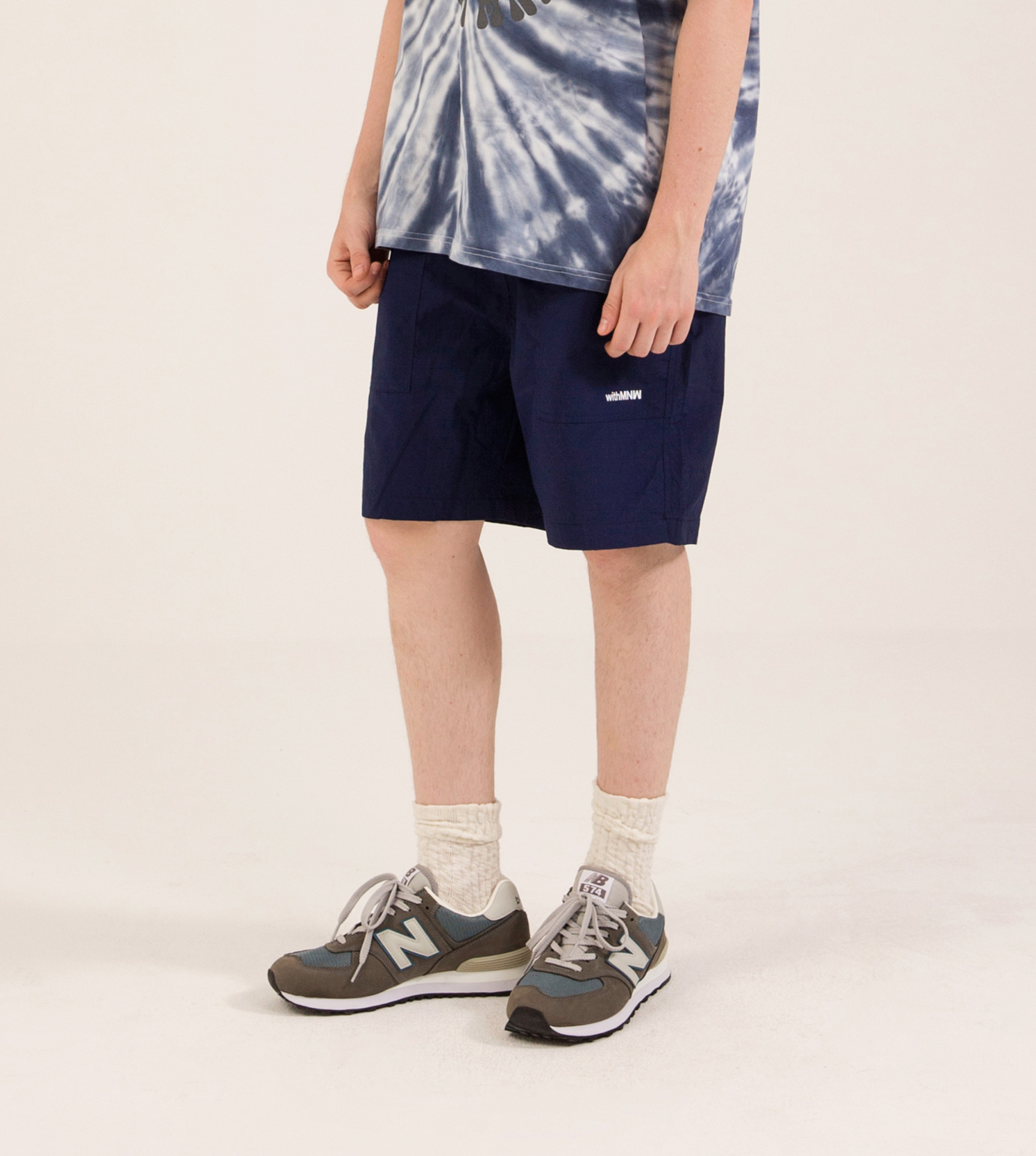 FATIGUE EASY SHORTS DARK BLUE