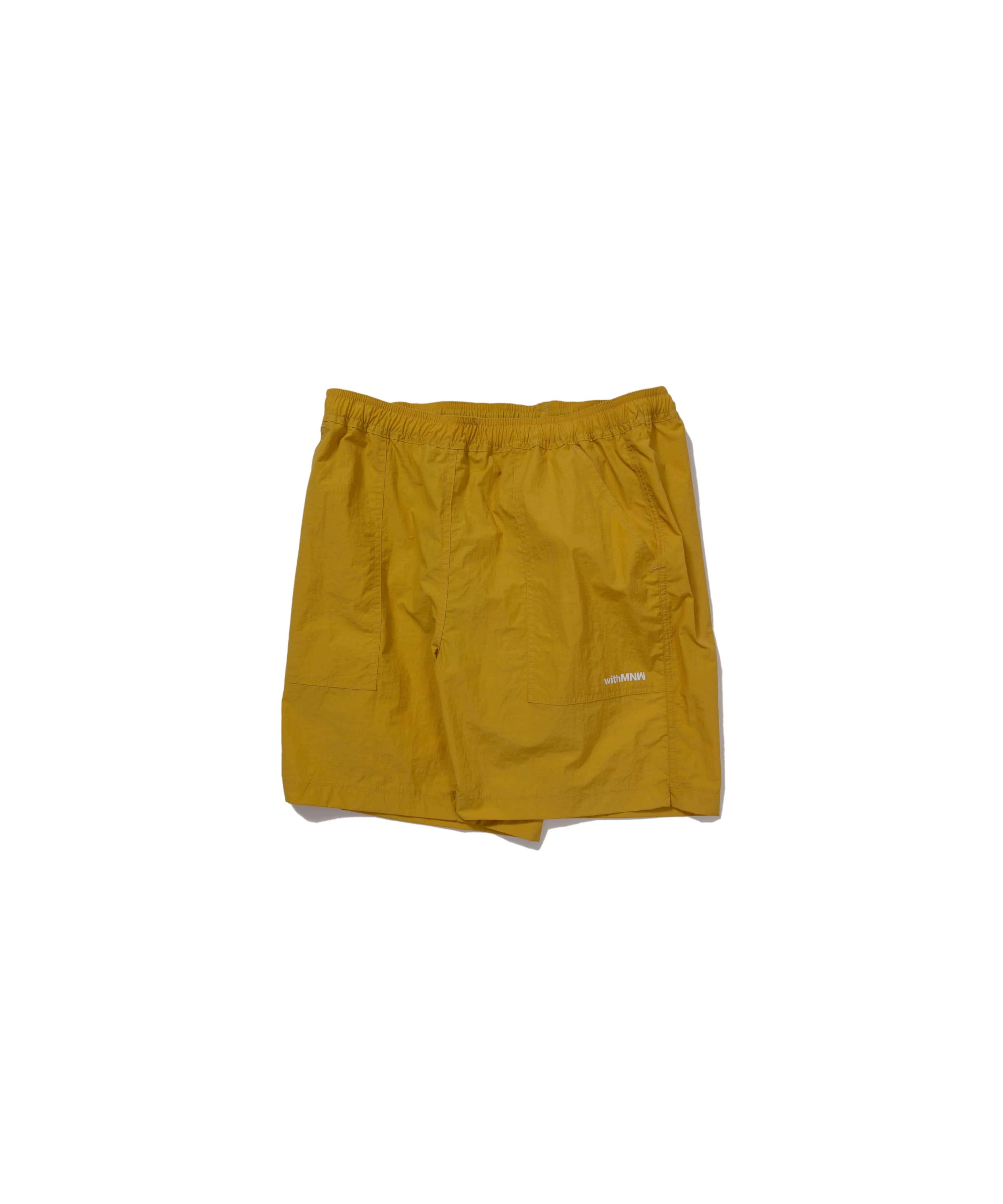 [50%] FATIGUE EASY SHORTS MUSTARD