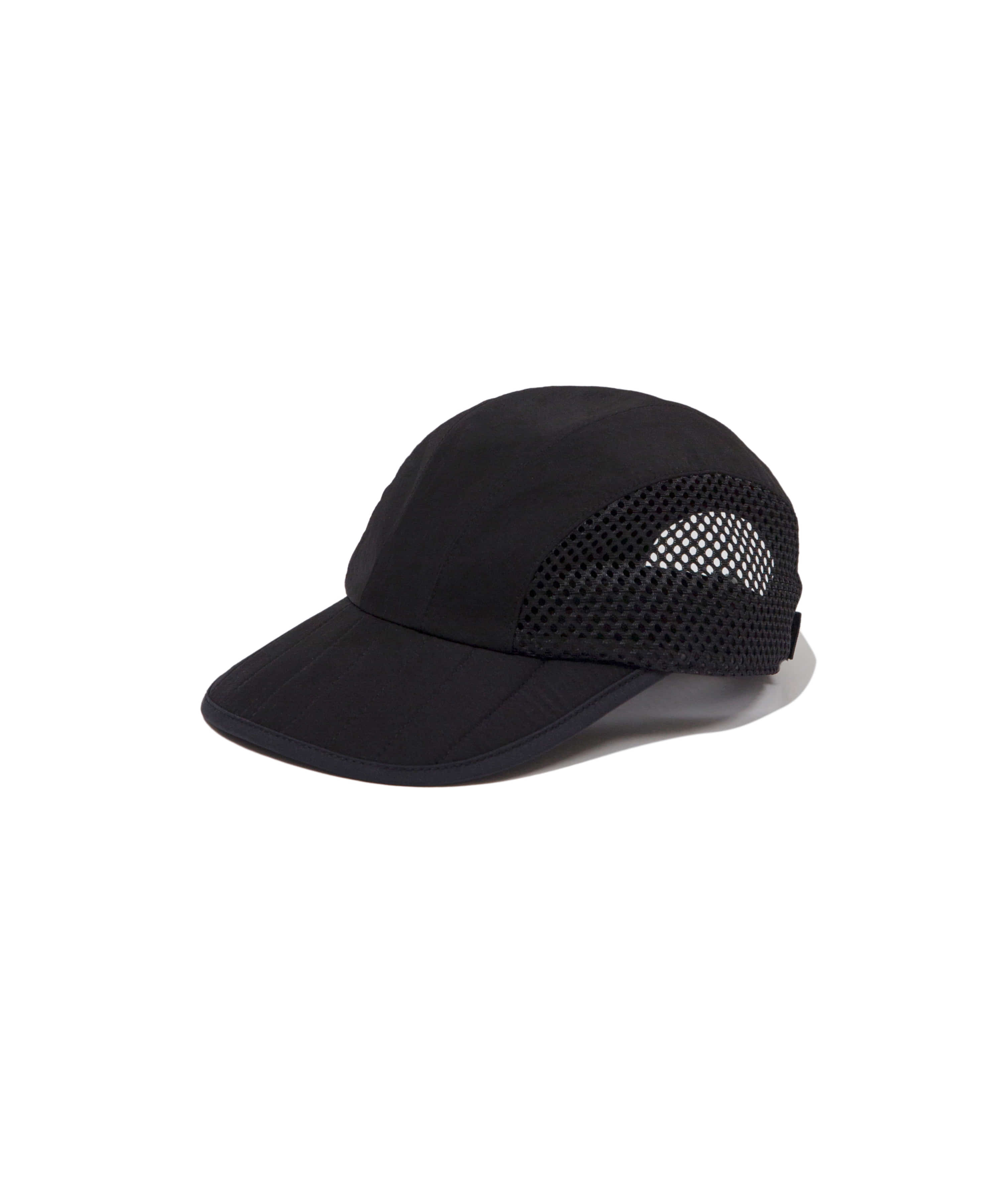 [추석특가50%] RIPSTOP CAMP CAP BLACK