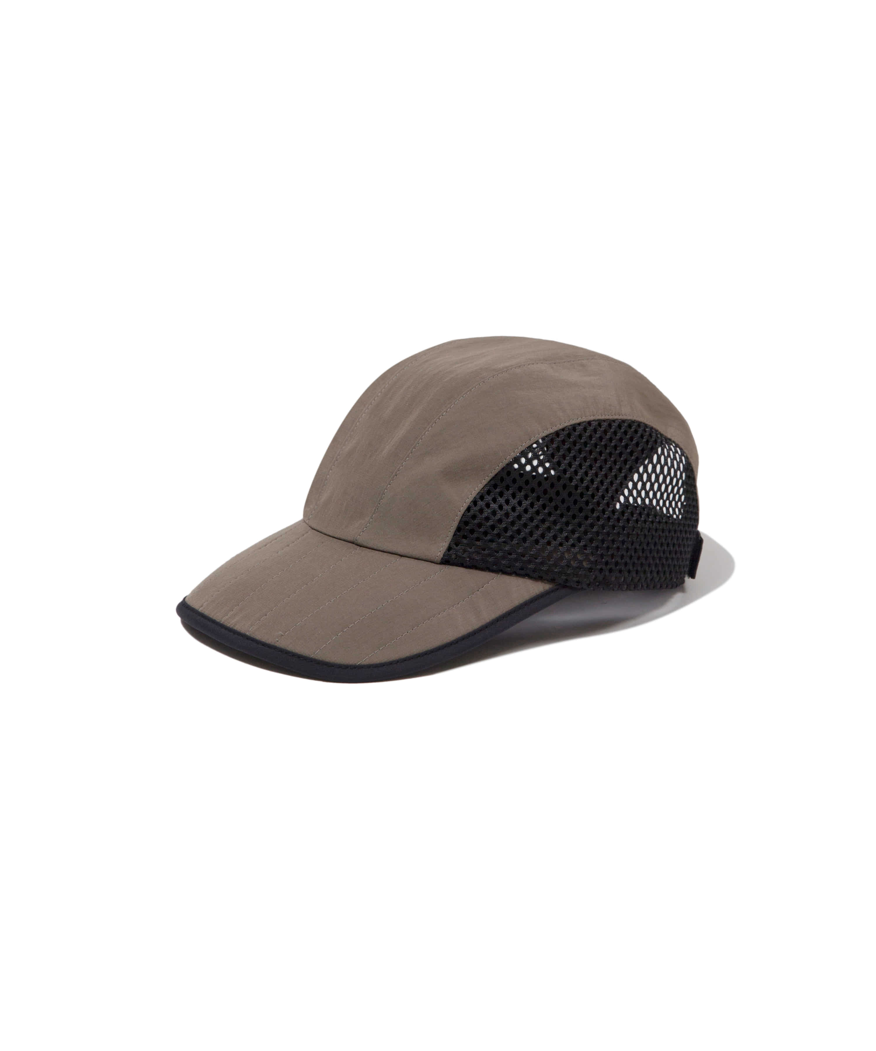 RIPSTOP CAMP CAP BROWN