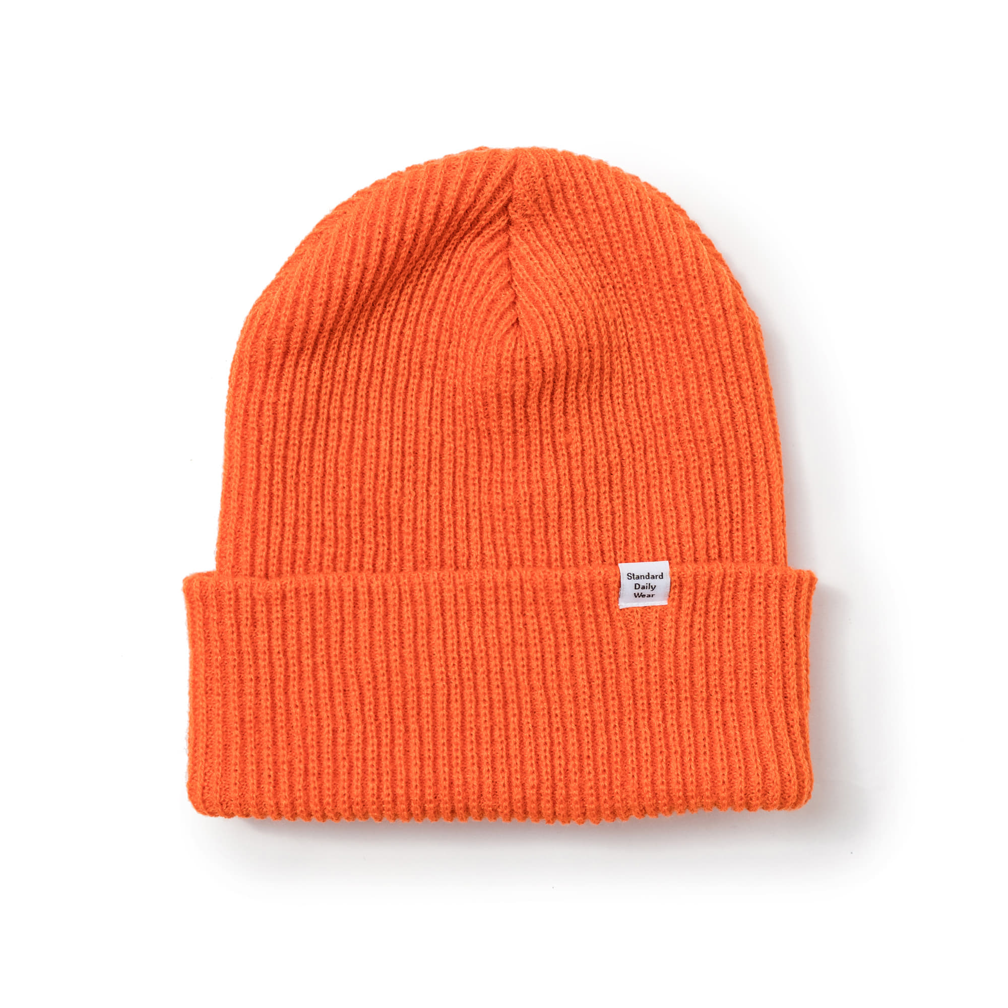 [40%] SDW BEANIE ORANGE