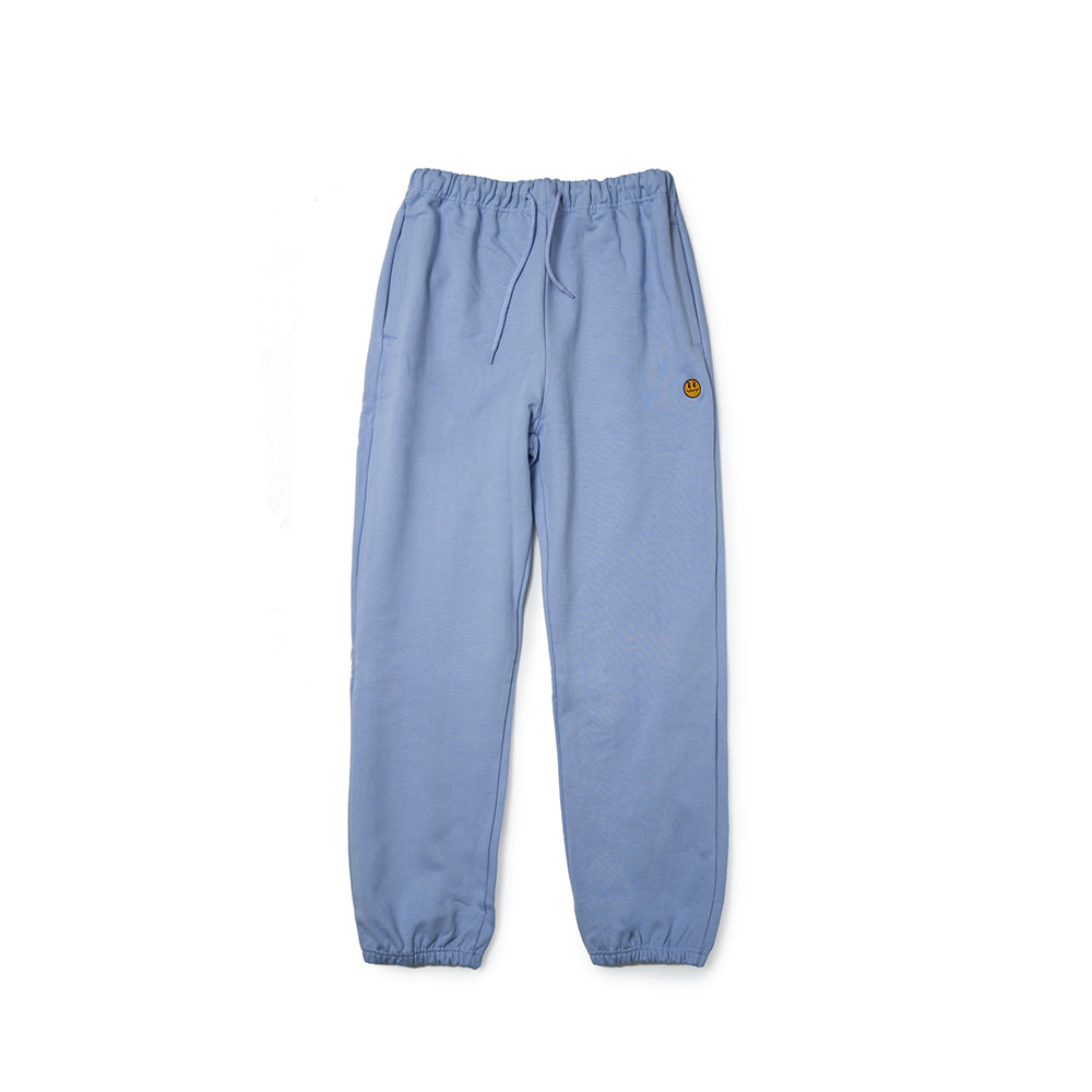 UNSMILE SWEAT PANTS LAVENDER