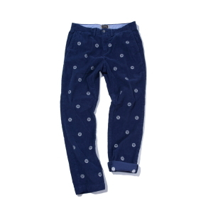 SMILE PANTS [ Strong blue ]