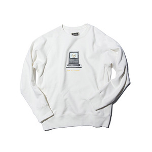 [80%] GERTY-03 SWEAT SHIRT