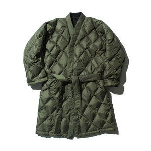 DOUBLE DECKER PARKA (REVERSIBLE)